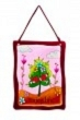 Enjoy Life Tree painted glass